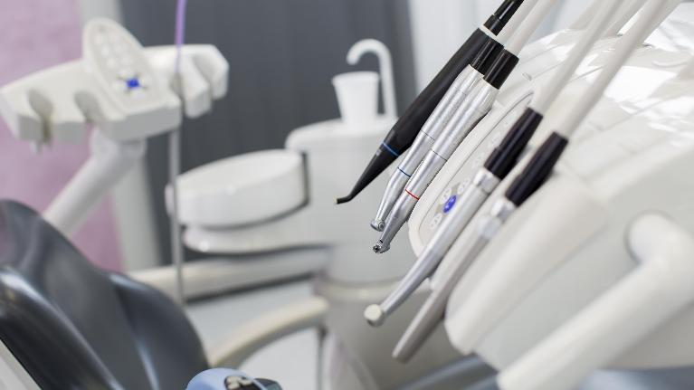 an image of dental tools | dentist metairie
