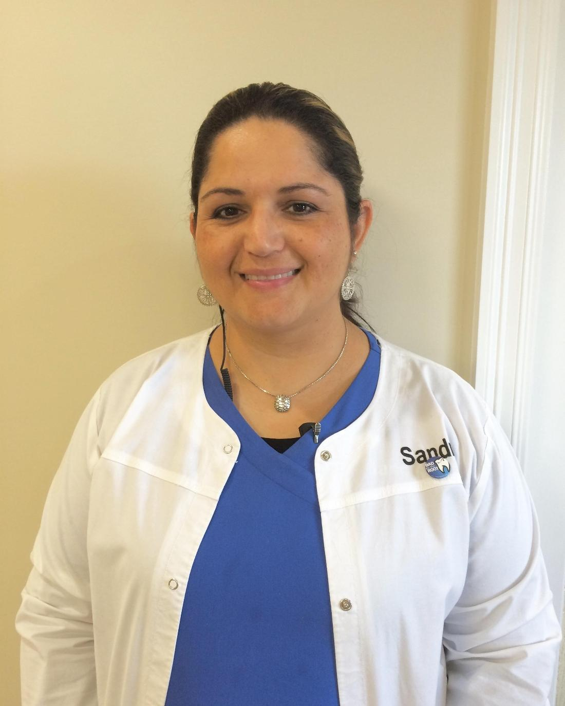 Sandra - Head Dental Assistant