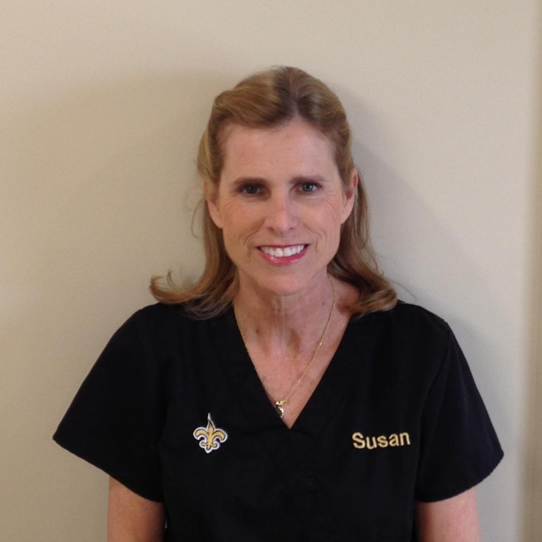 Susan - Dental Hygienist
