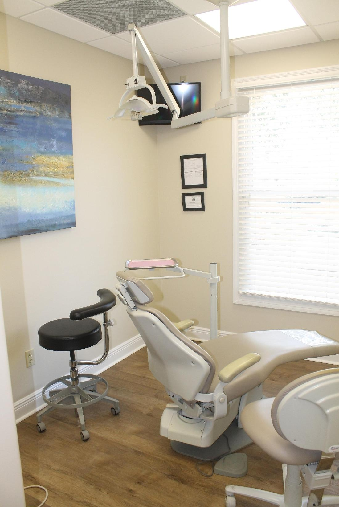 dental chair Oak Family Dental | dentist metairie la
