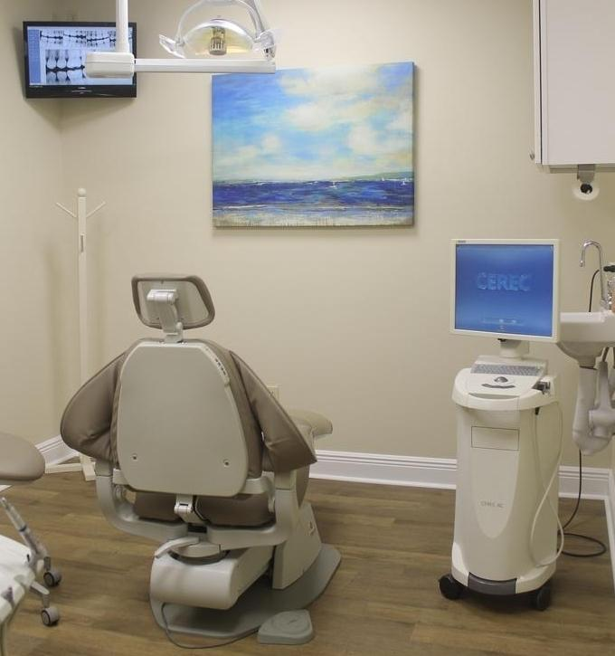 CEREC Crowns metairie la