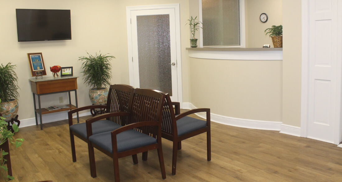 Oak Family Dental | Office
